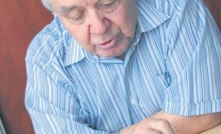 Zbigniew Konieczek (na zdjęciu) ze Szczecina. Po studiach, jako młody inżynier, trafił do Szczecińskiej Fabryki Motocykli