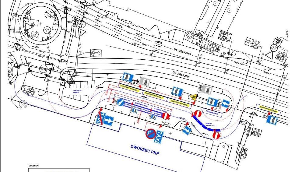 Film do artykułu: Nowa lokalizacja dworca autobusowego w Kielcach. Zobacz gdzie