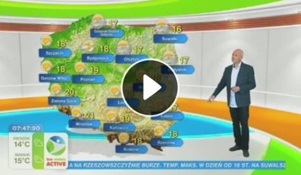 Film do artykułu: Prognoza pogody na piątek 2 października i weekend [WIDEO]