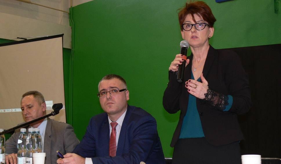 Film do artykułu: Debata o reformie oświaty w Tarnobrzegu