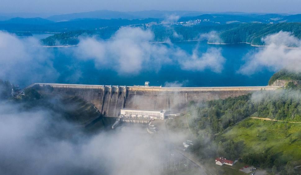 Film do artykułu: Co skrywa zapora wodna w Solinie? Monumentalna konstrukcja wciąż zachwyca [ZDJĘCIA]
