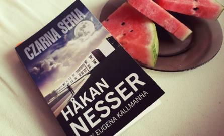 """Hakan Nesser """"Oczy Eugena Kallmanna"""""""