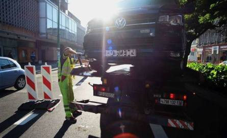 Na czas imprezy miejskiej Straż Miejska może odholować samochód