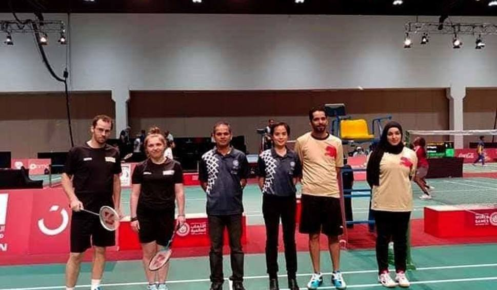 Film do artykułu: Pierwszy medal dziewczyn z Opactwa na Igrzyskach w Abu Dhabi