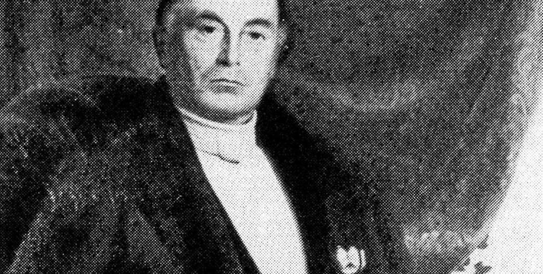 Ernst August Braun - po jego śmierci koszalinianie jedną z nowych ulic - dziś  ulica Traugutta - nazwali jego imieniem