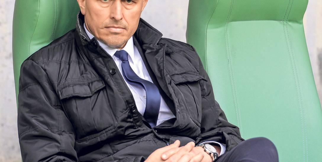 Leszek Ojrzyński:  Małymi krokami do celu