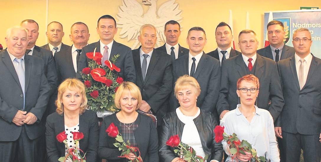 Nowy skład Rady Gminy Postomino. Władze gminy liczą na owocną współpracę