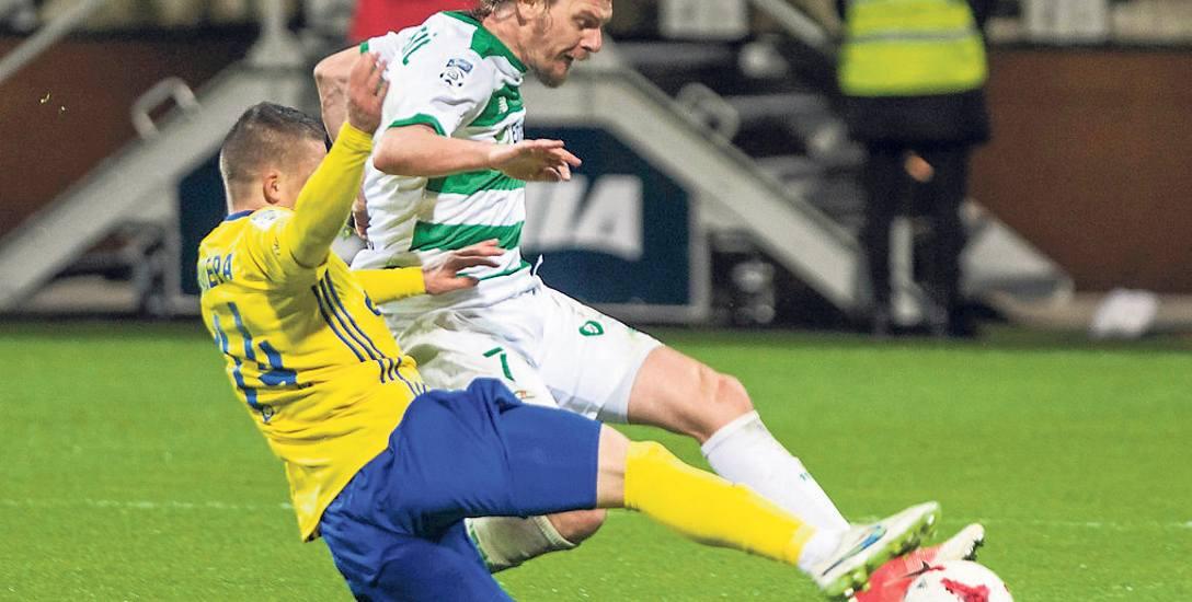 W listopadzie ubiegłego roku derby Trójmiasta w Gdyni wygrała 1:0 Lechia