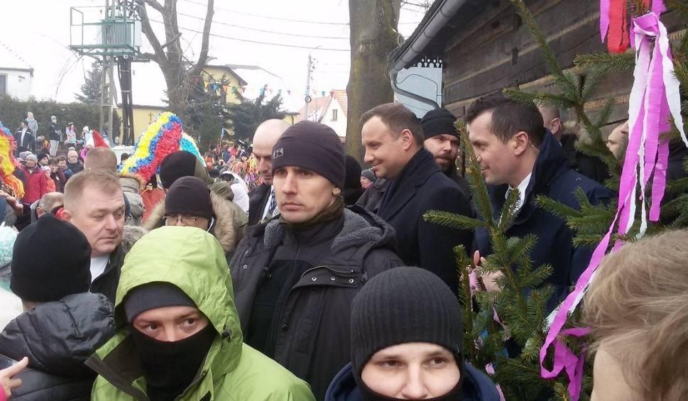 Film do artykułu: Prezydent Andrzej Duda w Milówce [WIDEO, ZDJĘCIA, RELACJA]