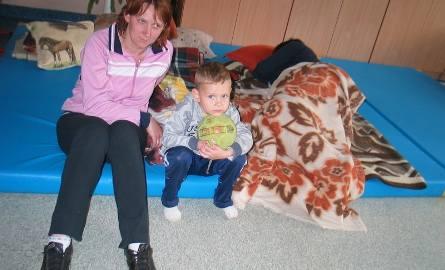 - Co byśmy zrobiły z dziećmi, gdyby nagle w nocy wał przerwało - zastanawia się Katarzyna Rupala