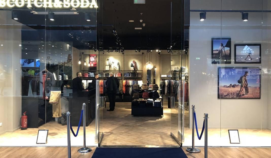 cba95897a05be Scotch   Soda i świąteczne przygotowania we Wrocław Fashion Outlet ...