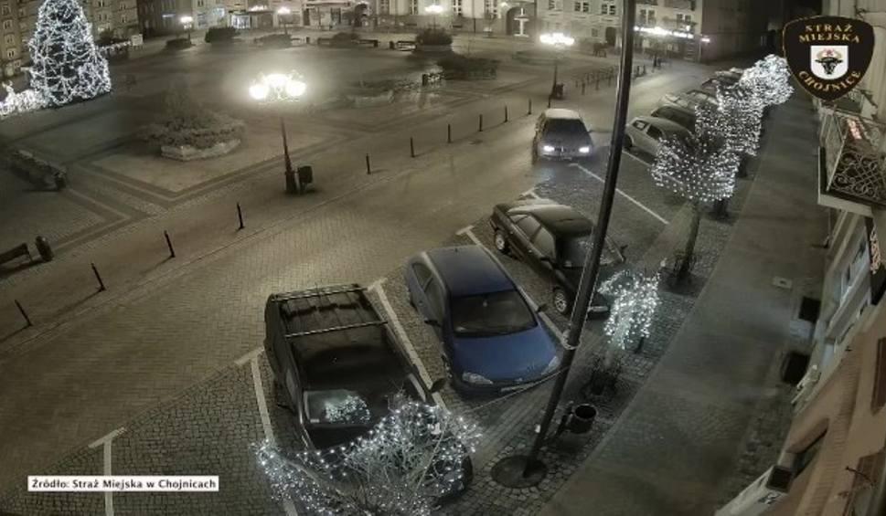 Film do artykułu: Staranował trzy zaparkowane samochody i uciekł. Rano sam zgłosił się na komendę [WIDEO]