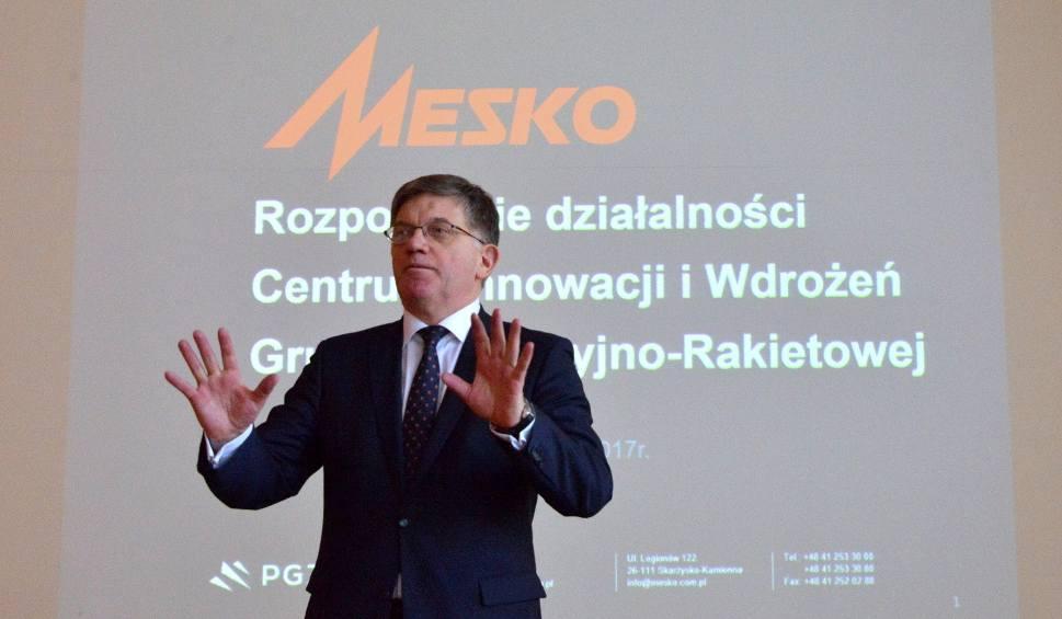 Film do artykułu: Przełomowy dzień dla Mesko. Ruszył pierwszy taki projekt w Polsce!