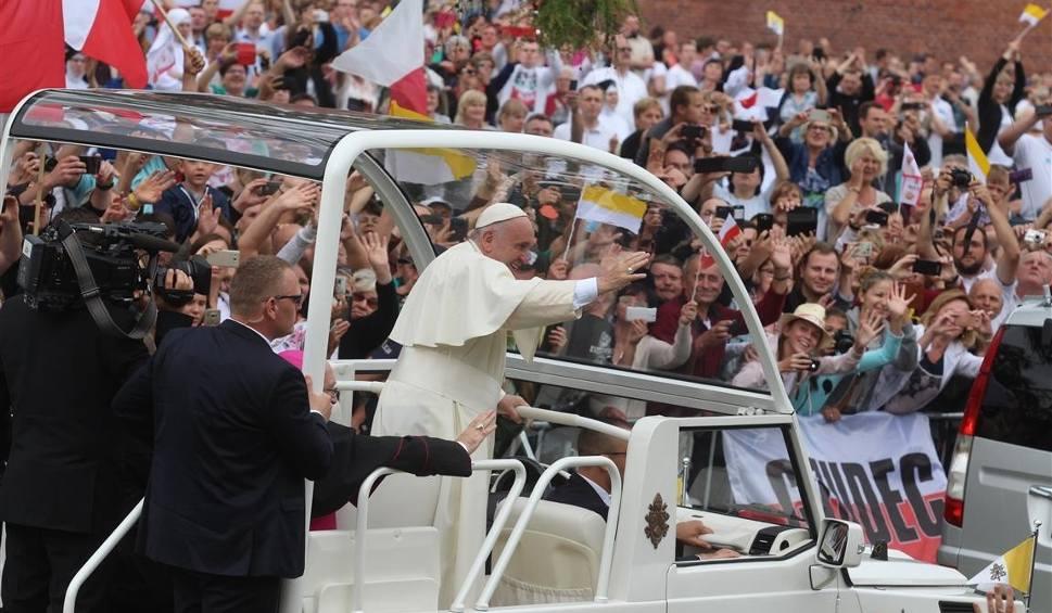 Film do artykułu: Papież Franciszek w Częstochowie. Tak było 28 lipca 2016 r. ZDJĘCIA i WIDEO