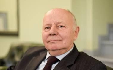 Antoni Stolarski, prezes firmy SaMASZ