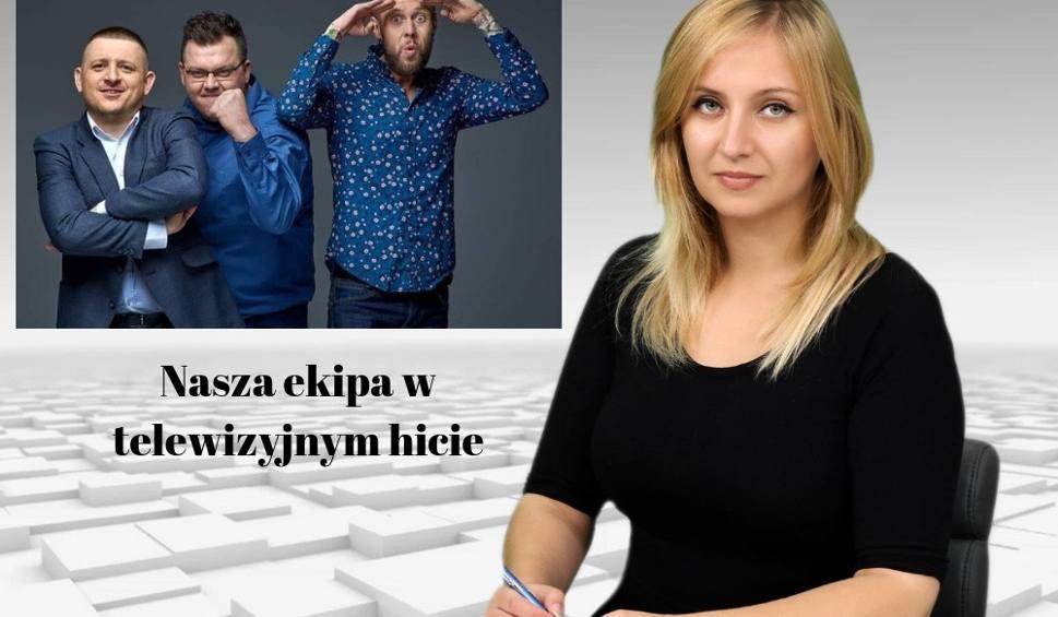 Film do artykułu: Big Boy i ekipa z Kielc szaleje w Gogglebox. WIADOMOŚCI