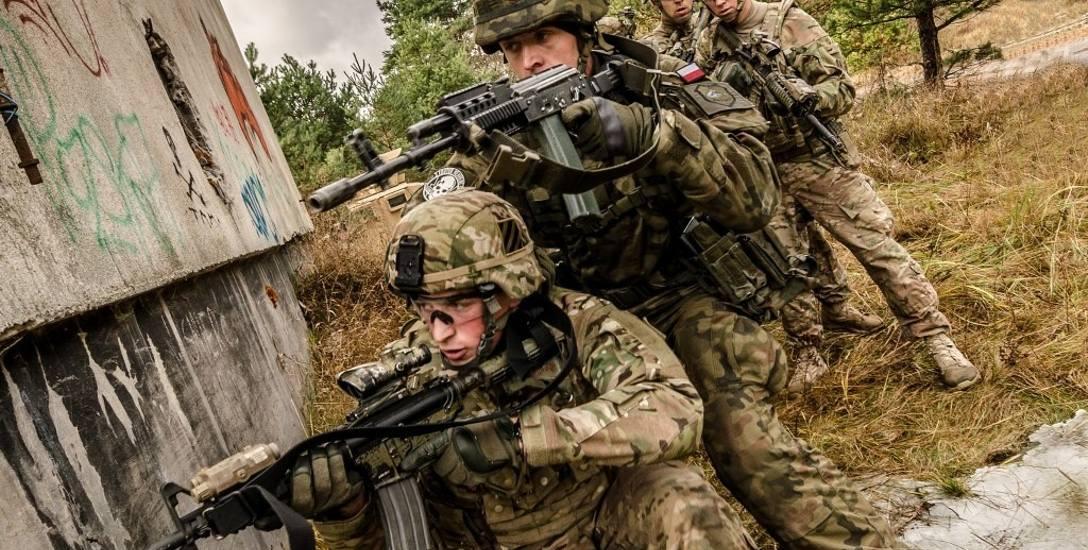 W Żaganiu i innych jednostkach rozlokowana będzie już czwarta zmiana wojsk USA.