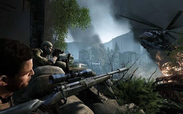 Sniper: Ghost Warrior 2: Gra jest gotowa
