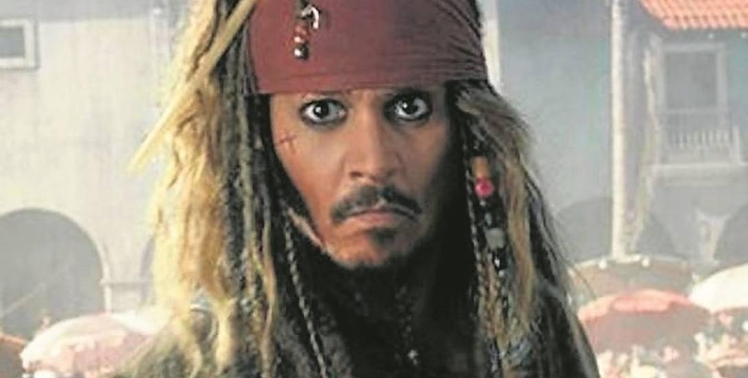 Johnny Depp, czyli niezatapialny pirat