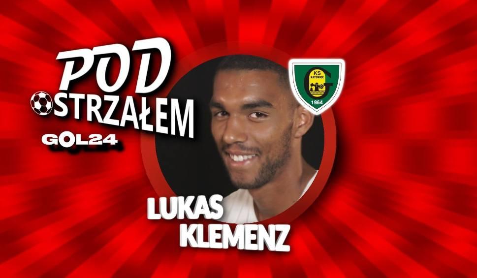 Film do artykułu: Pod Ostrzałem GOL24 - Lukas Klemenz (GKS Katowice)