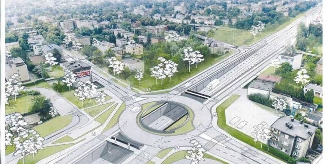 Przebudowa skrzyżowania ulic Kościuszki (DK81) z Armii Krajowej w Katowicach wchodzi w kolejny etap. Od czwartku, 18 kwietnia, ruch na DK81 w stronę