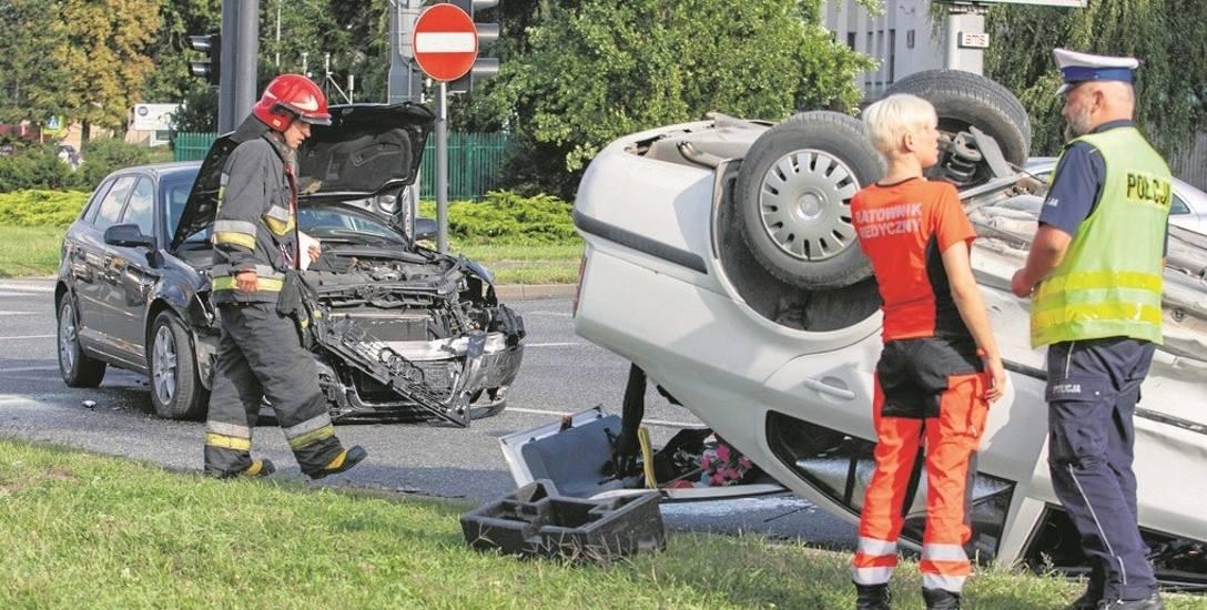 Ubezpieczyciele wiedzą, czy spowodowaliśmy wypadek lub kolizję i po tym oceniają ryzyko