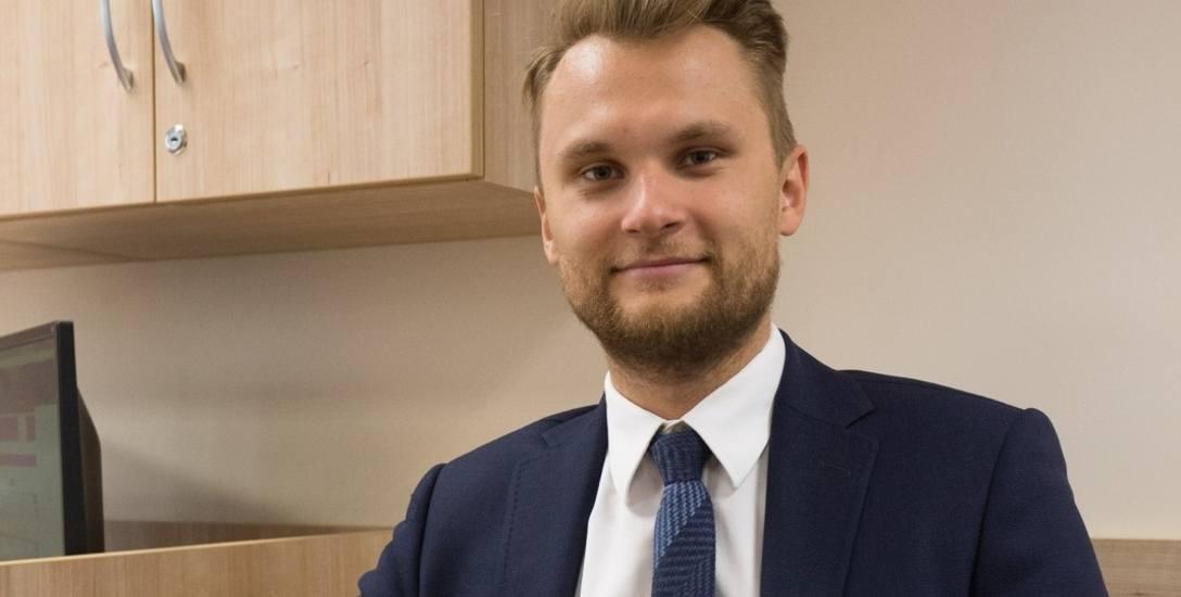 Krzysztof Truskolaski, poseł Nowoczesnej