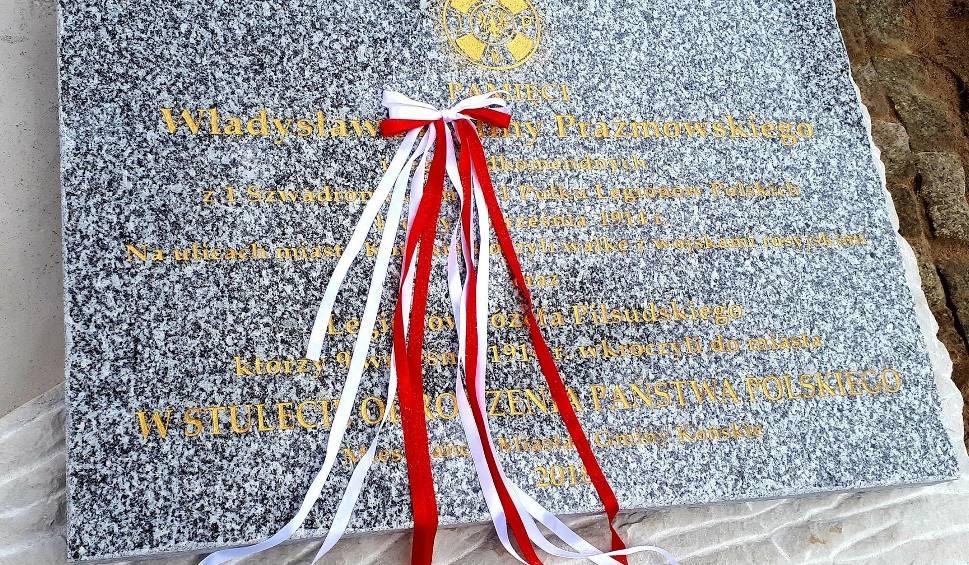 Film do artykułu: W Końskich uroczyście odsłonięto pamiątkową tablicę
