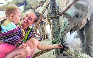 Zwiedziła 20 krajów z dzieckiem - jaki jest jej sposób na podróż? Opowiada Karolina Ponzo, podróżniczka, blogerka i mama