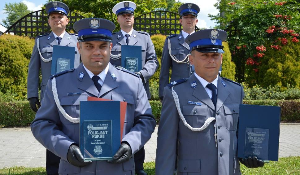 Film do artykułu: Policjant Roku | Uroczyste obchody Święta Policji w Oświęcimiu [ZDJĘCIA, WIDEO]