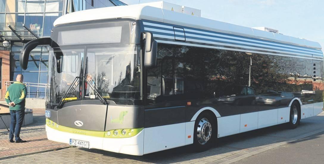 Kolejnym krokiem w Gubinie miałby być zakup autobusów elektrycznych.