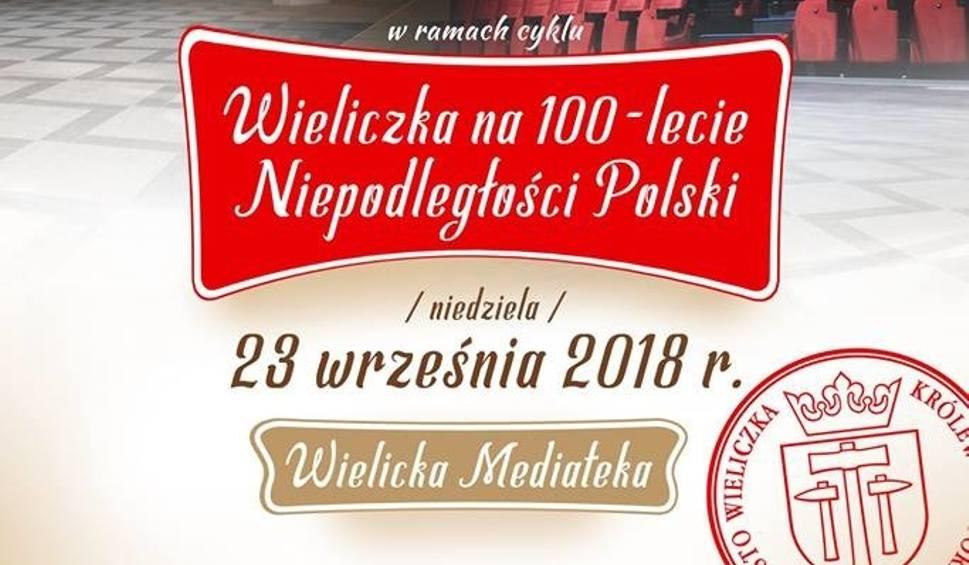 Film do artykułu: Wieliczka na 100-lecie niepodległości Polski. Czas na koncert