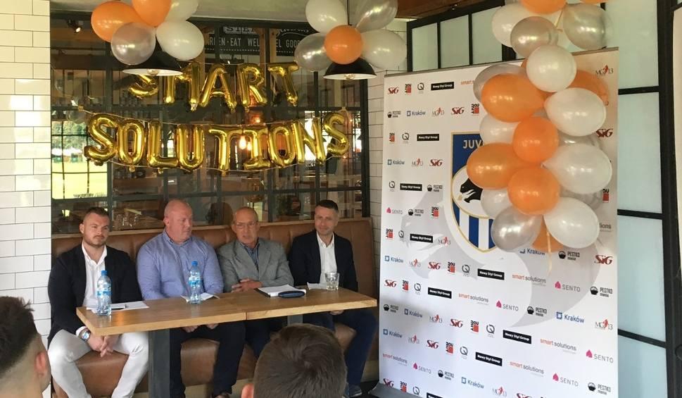 Film do artykułu: Nowy sponsor rugbystów Juvenii, którzy nawiązali współpracę z Walijczykami