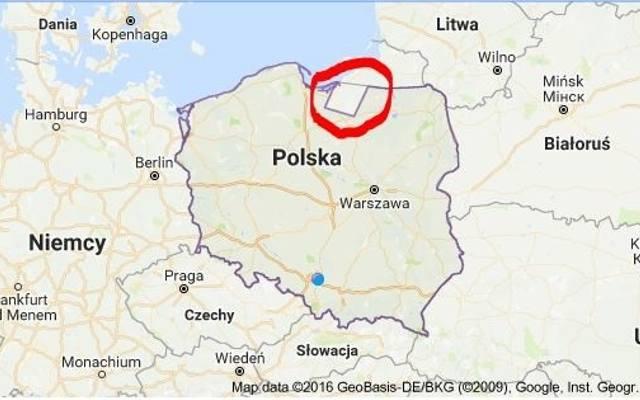 Google Zmienia Granice Polski Czy To Aneksja Granica Polski Z