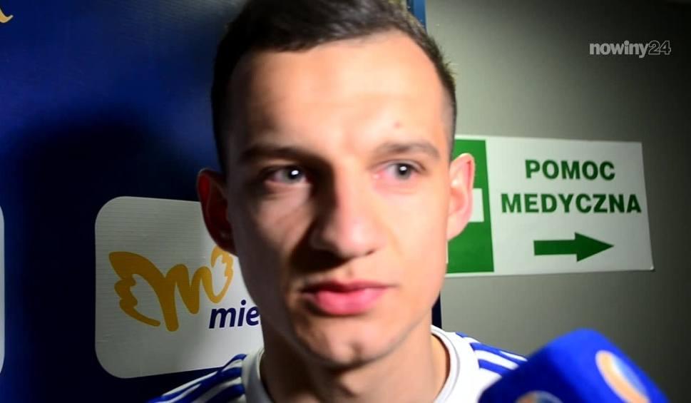 Film do artykułu: Piotr Marciniec: Sami sobie bramki strzelaliśmy [WIDEO]