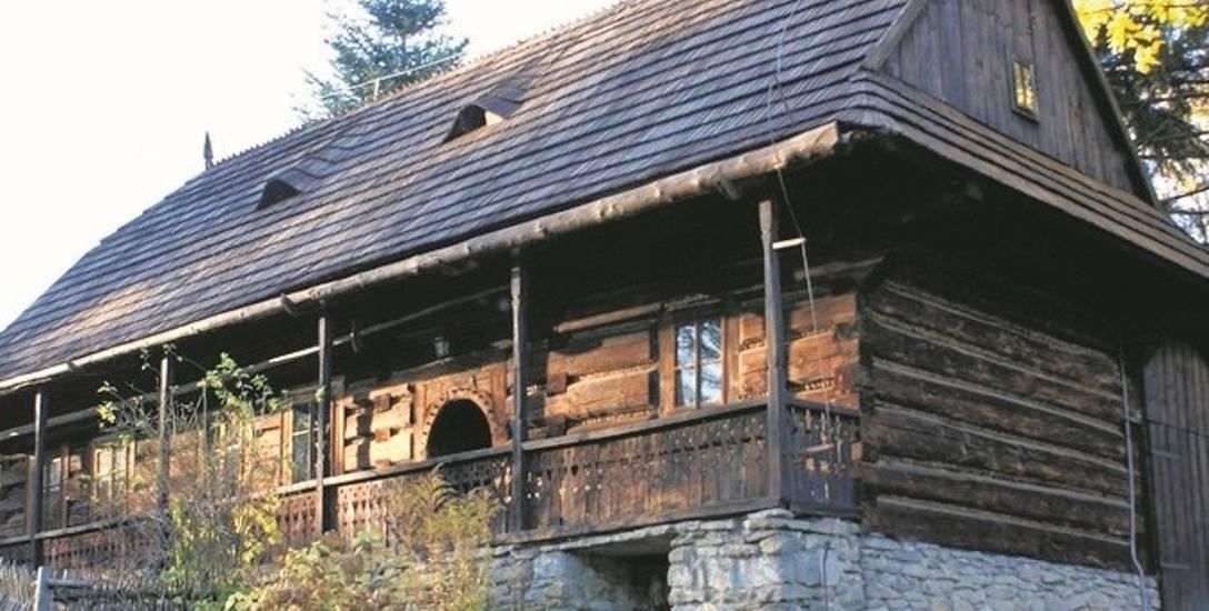 Skansen w Sidzinie (powiat suski) to miejsce, w którym  naprawdę można poczuć ducha minionych 200 - 300 lat