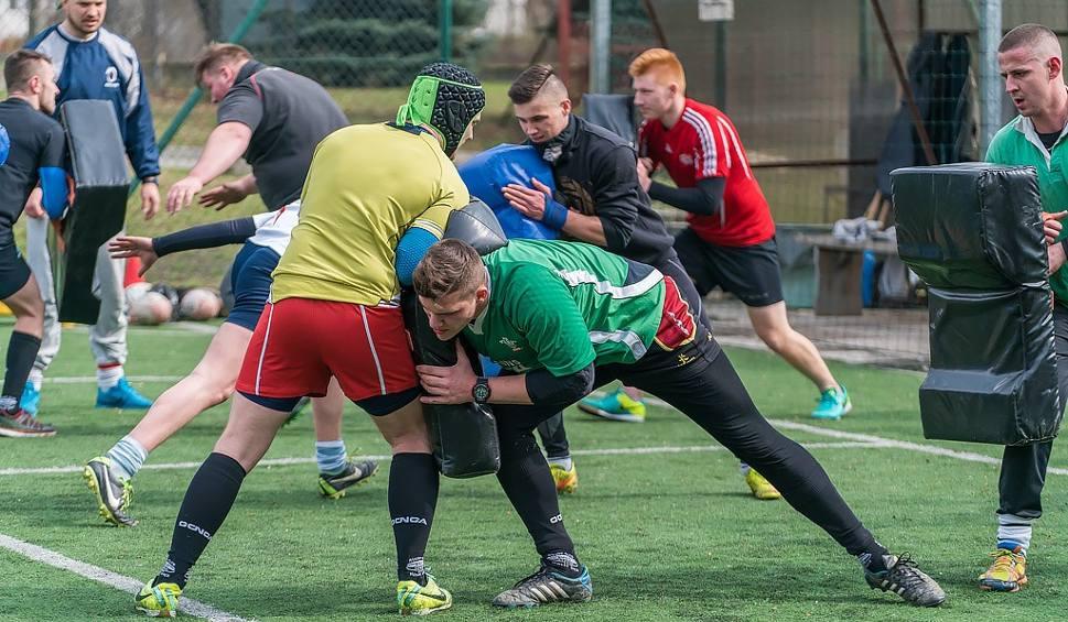 Film do artykułu: Zostań zawodnikiem rugby!