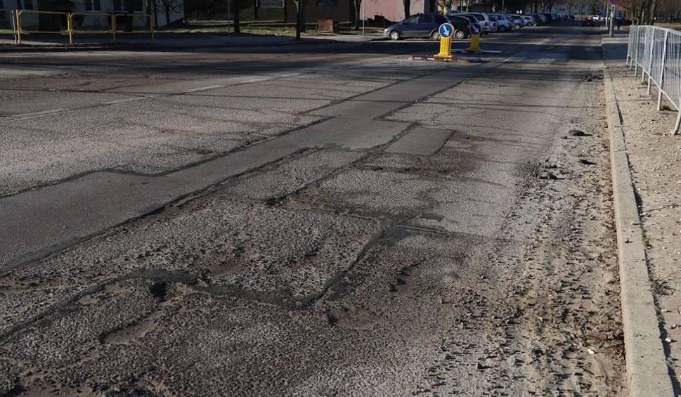 Film do artykułu: Wkrótce zacznie się remont ulicy Na Szlakowisku w Starachowicach