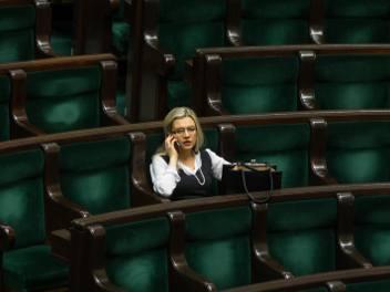 Małgorzata Wassermann marszałkiem Sejmu? PiS chyba nie wierzy, że zostanie prezydentem Krakowa