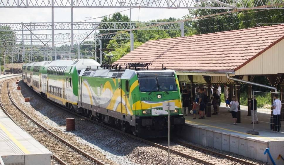 Film do artykułu: Pociągi do Ustki wracają na tory. Lokalne i dalekobieżne