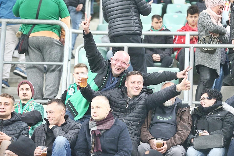 Znajdź się na zdjęciach z meczu Śląska Wrocław z Rakowem Częstochowa