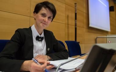 Urszula Nowogórska już po raz drugi kieruje pracami sejmiku