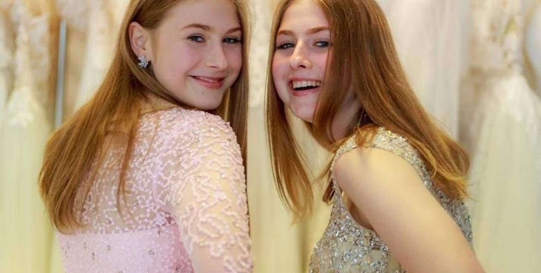 Wiktoria i Gabrysia Piekut przygotowują się do finału konkursu Miss Podlasia Nastolatek 2019, który już w czwartek odbędzie się w Operze i Filharmonii