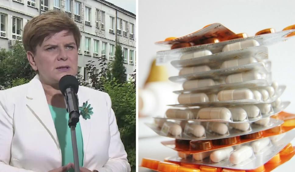 Film do artykułu: PiS obiecał darmowe leki. Będą, ale tylko wybrane!