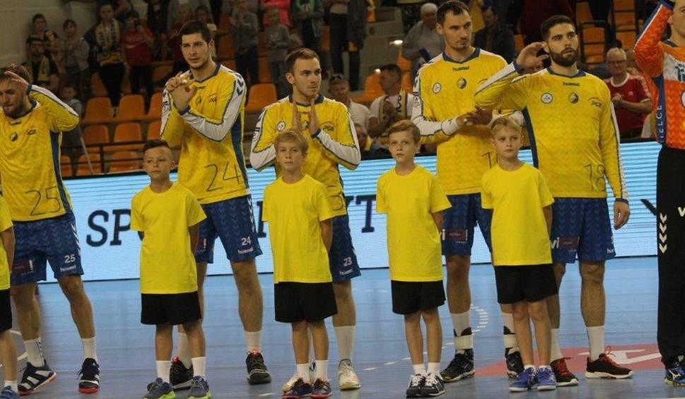Film do artykułu: Europejska Federacja Piłki Ręcznej po raz czwarty ukarała PGE VIVE Kielce za brak logo sponsora na koszulkach