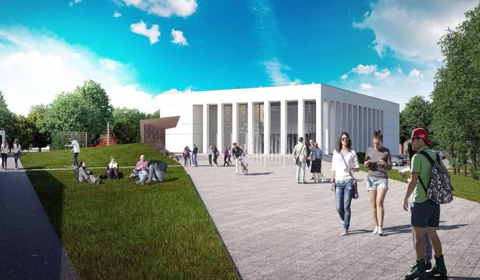 Film do artykułu: Oto jak ma wyglądać biblioteka w Czechowicach-Dziedzicach