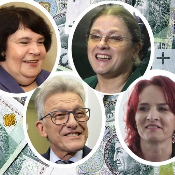 Posłowie, którzy nie zdecydowali się kandydować do kolejnej kadencji Sejmu, jak i ci, którym nie udało się zebrać wystarczającej liczby głosów, dostaną
