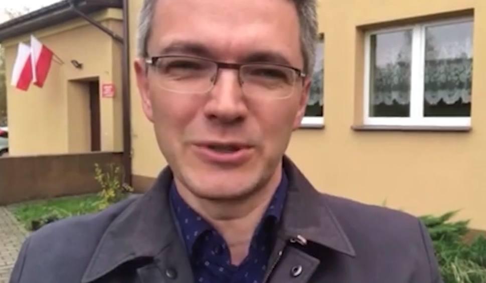 Film do artykułu: Marszałek Adam Jarubas głosował w rodzinnych stronach