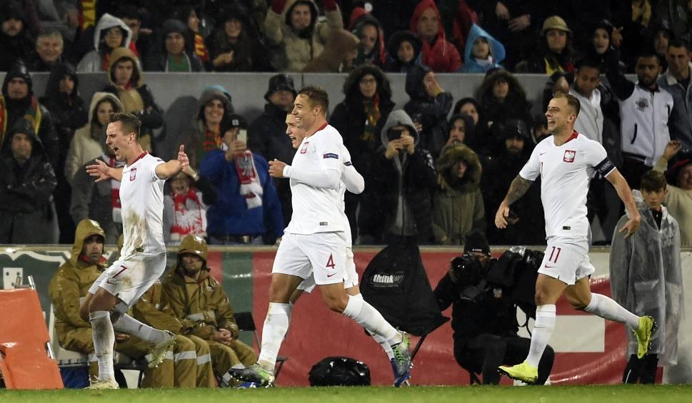 Film do artykułu: Liga Narodów. Światełko w tunelu. Polska odgryzła się Portugalii, gol Arkadiusza Milika. Mamy pierwszy koszyk na el. ME [WIDEO]