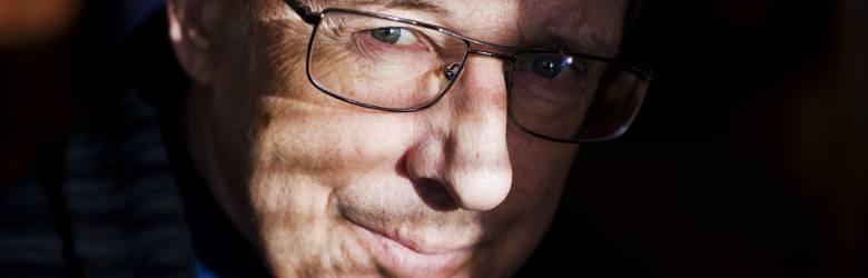 """Ryszard Bugajski - reżyser, autor takich filmów jak """"Przesłuchanie"""", """"Generał Nil"""", """"Układ zamknięty"""". W latach 80. i 90. pracował w USA i Kanadzie,"""